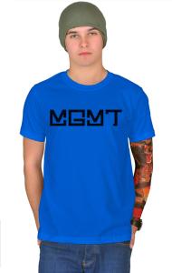 Футболка Эм Джи Эм Ти Лого | MGMT Logo