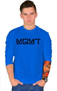 Свитшот Эм Джи Эм Ти Лого | MGMT Logo
