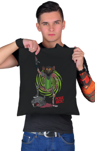Сумка Огурчик - Гроза Крыс!   Pickle - Danger of Rats!
