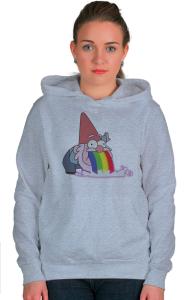 Худи Радужный Гном | Rainbow Gnom