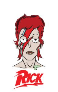 Постер Рик Стардаст | Rick Sturdust