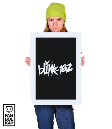 Постер Блинк 182 | Blink 182