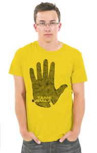 Футболка Рука Тэйм Импала   Tame impala Hand