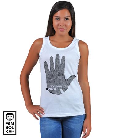 Футболка Рука Тэйм Импала | Tame impala Hand