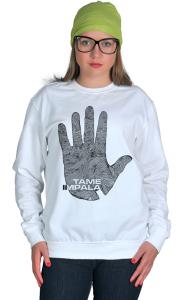 Свитшот Рука Тэйм Импала | Tame impala Hand