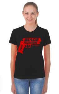 Футболка Бластер Бегущего | Blade Runner Blaster