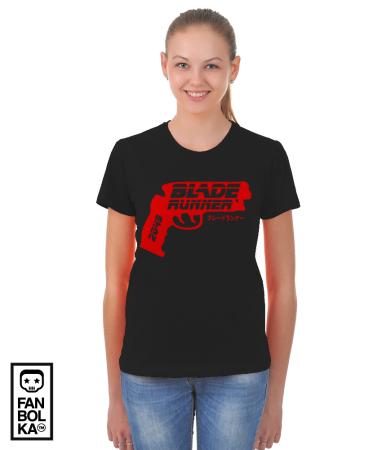 Футболка Бластер Бегущего   Blade Runner Blaster
