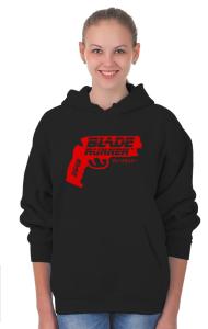 Худи Бластер Бегущего | Blade Runner Blaster