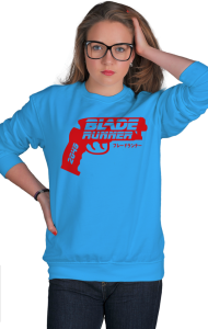 Свитшот Бластер Бегущего | Blade Runner Blaster