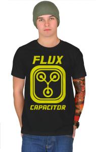 Футболка Конденсатор Потока | Flux Capacitor