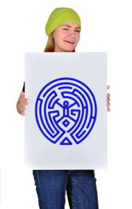 Постер Лабиринт | The Maze