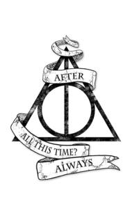 Постер Дары Смерти | Deathly Hallows