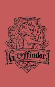 Постер Гриффиндор Герб | Griffindor Arms