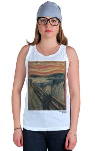 Футболка Мунк. Крик | Munch. The Scream
