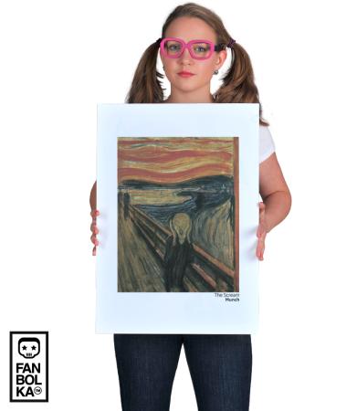 Постер Мунк. Крик | Munch. The Scream