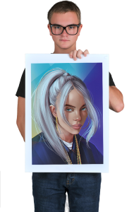 Billie Eilish_poster