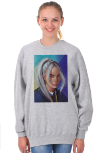 Billie Eilish_sweatshirt_fem